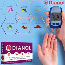 Dianol - dawkowanie - skład - co to jest - jak stosować