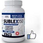 Sublex 150 - opinie - cena - forum - skład - apteka - premium